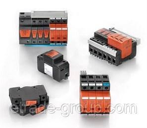 1351050000 Защита от перенапряжения VPU II 1 R 750V/25kA Weidmuller