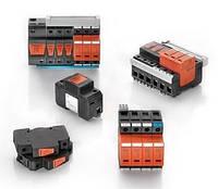 1064030000 Защита от перенапряжения VSSC4 GDT 24VAC/DC 20kA Weidmuller