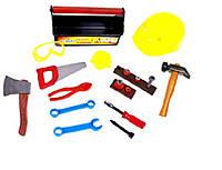 Детский набор инструментов «Юный плотник» 32-005 (2) Kinderway, 23 детали