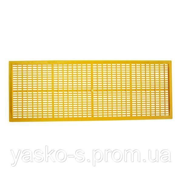 Решетка для отделения пыльцы широкая (148х403) Лысонь