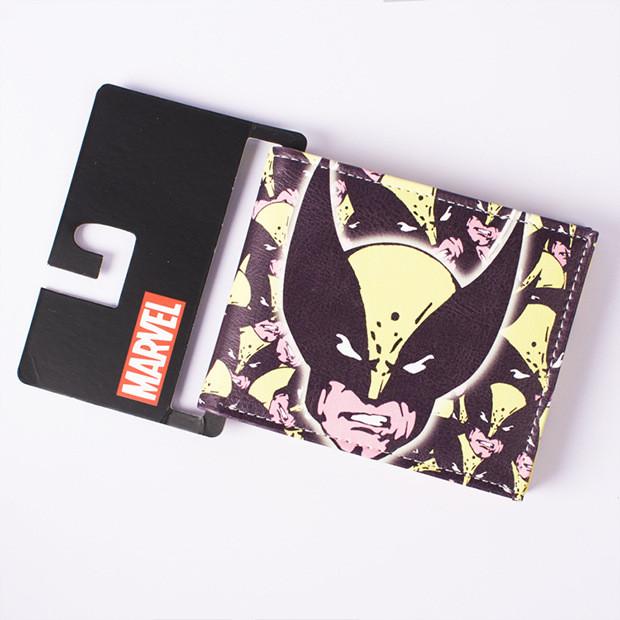 Кошелек Росомаха Марвел  Wolverine Marvel