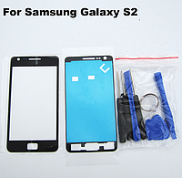 Сенсорное стекло для Samsung Galaxy S2 i9100, фото 1
