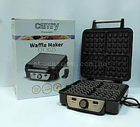 Вафельница Camry CR 3025 мощность 1150 Вт, фото 1