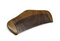 Гребень для волос из натурального сандала