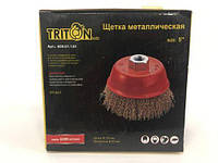 Щетка торцевая гофрированная TRITON 600.01.125