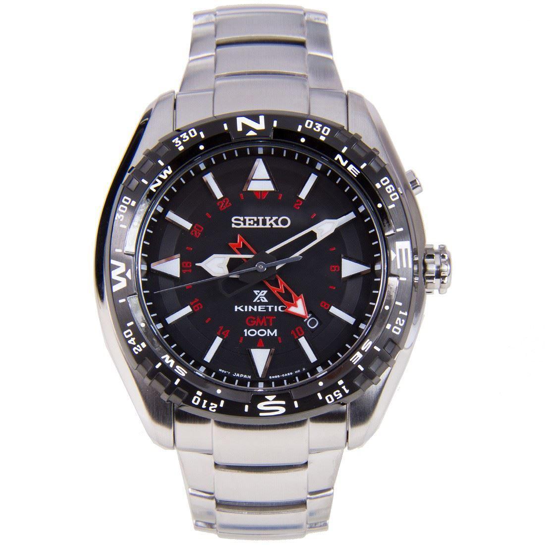 Часы Seiko SUN049P1 Prospex Kinetic Landmaster
