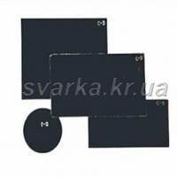 Светофильтр сварочной маски С2 - С7 52х102 мм