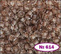 Чешский бисер Preciosa 614-38318, прокрашенный