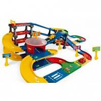 """Игровой набор Wader """"Паркинг с трассой 9,1 м Kid Cars 3D"""" (53070)"""