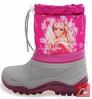 Детская зимняя обувь Renbut(Muflon)Барби 35-36 (23,5 см)
