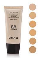 BB-крем для идеального тона кожи Chanel Les Bieges BB Cream All-In-One Healthe Glow Cream SPF 30