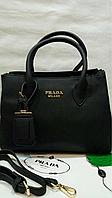 Чёрная сумка прада в наличии