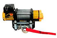 Лебедка электрическая для квадроциклов и ATV T-MAX ATWPRO-4500