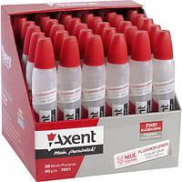 Клей силикатный Axent 7201-А 40 г.