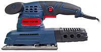 Плоскошлифовальная вибрационная машина Dextone DXFS-220E