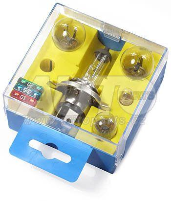 Лампочки сервисный набор H4 12V SKODA