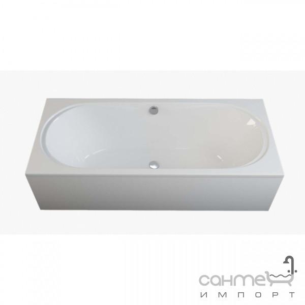 Ванны Riva Pool Фронтальная панель для ванны Figaro (180x80) Riva Pool белая