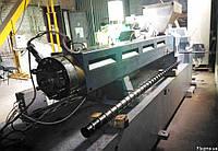 Экструдер для пластмасс ПЕ, ПП ( пресс червячный, гранулятор ) SOREMA