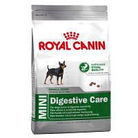 Сухой корм Royal Canin (Роял Канин) MINI DIGESTIVE CARE для собак мелких пород с чувствительным пищеварением, 800 г