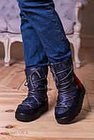 Зимние женские ботинки Камуфляж (разные цвета)