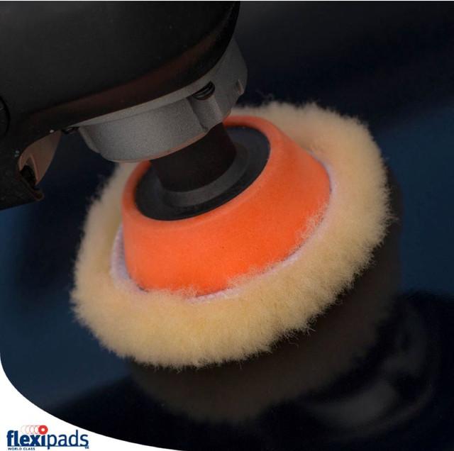 Детейлинг поролоновые круги (buffing & detailing foams)