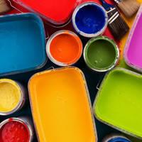 Краски художественные, лаки, грунтовки