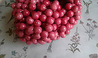 Калина глянцева (лакова) - брудно-розова 1см