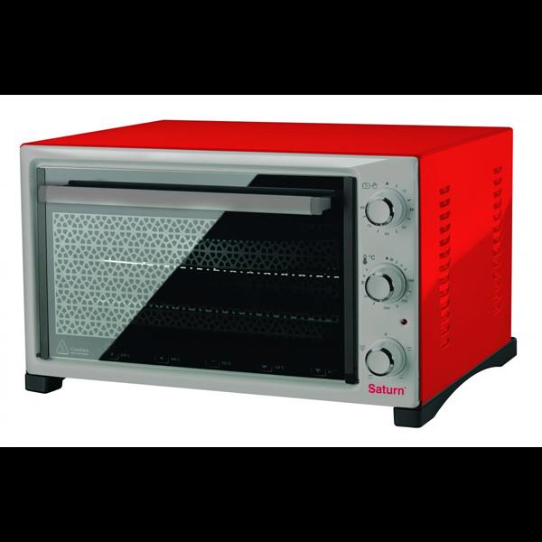 Тостер-печь ST-EC10706Red