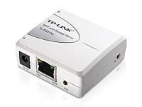 Многофункциональный принт-сервер с одним портом USB 2.0 и функцией хранения данных TL-PS310U