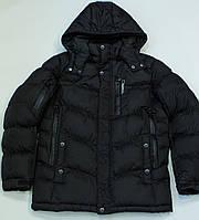 Теплая куртка  на мальчика  рост 146-152, 164  см, фото 1