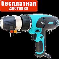 Электрошуруповёрт сетевой Riber 900 Вт, регуляция 0-800 об, 10 мм, ДШ 10/900М