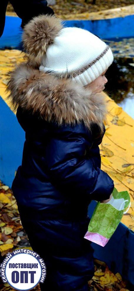 Зимний термо комплект - костюм Монклер