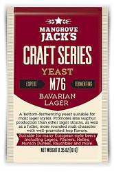 Дрожжи для лагера Craft Series M76 - Bavarian Lager, 10 грамм