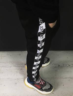 Штаны Off-White Black (ориг.бирка), фото 2