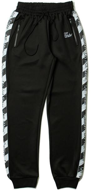 Штаны Off-White Black (ориг.бирка)