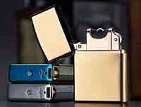 Подарочная электронная usb зажигалка индукционная
