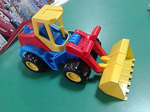 "Машинка пластмасова Wader ""Tech Truck"" 35310"