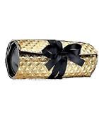 Сумочка-клатч для бижутерии Jewellery Roll, Avon Luxe, золотистая косметичка, 24060