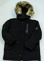 Теплая куртка  на мальчика  рост 134-170  см