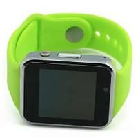 Копия Умные часы Smart Watch A1 салатовые