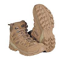 Милтек ботинки Trooper 5 дюймов койот все разм.