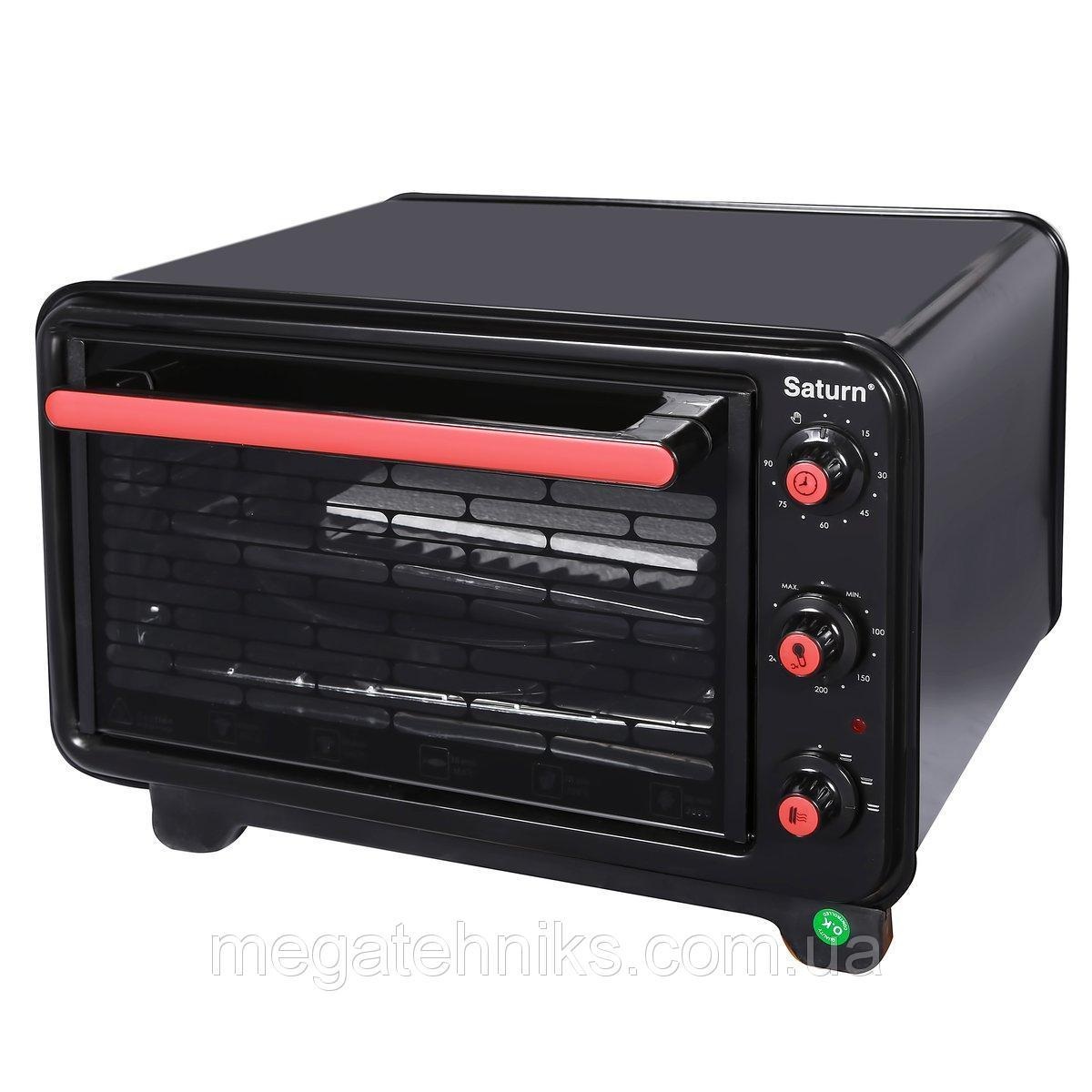 Тостер-печь ST-EC10701Black