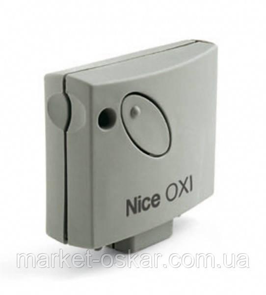 Приемник Nice OXI четырехканальный, внутренний