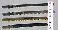 Пилки для лобзика 301CD (длинные) № 18-07-008