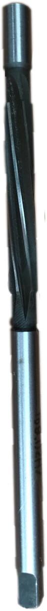 Развертка ручная с передней направляющей 8,02 мм (винтовой зуб)