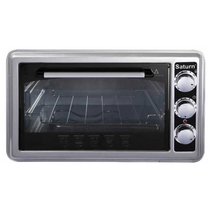 Тостер-печь ST-EC1075 /серый/