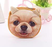 Детская сумка собачка шпиц 3D принт