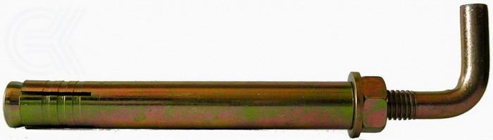 Анкер распорный 12х120 с L-крюком (прямым)