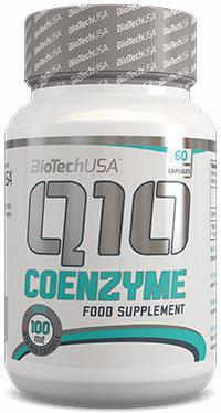 Q10 Coenzyme BioTech 60 caps
