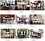 Стол обеденный, раскладной Поло деревянный , фото 7